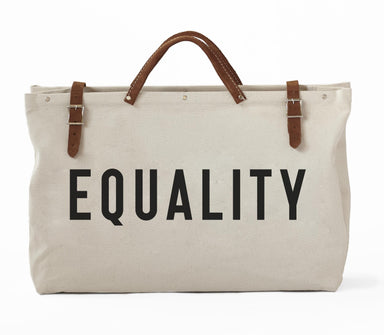 Forest Bound and Design Life Kids Canvas Equality Bag on DLK