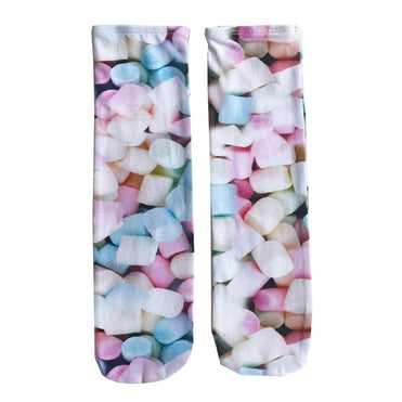 Marshmallows Socks