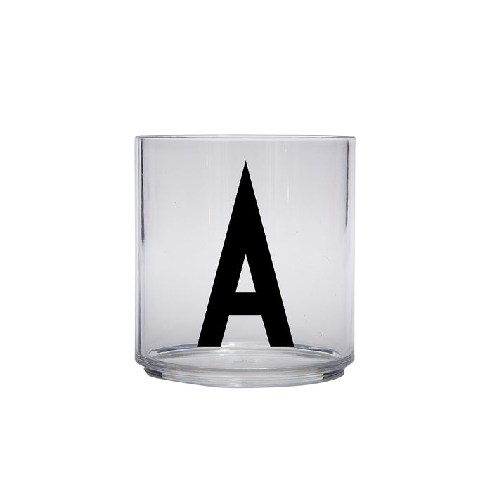 Design Letters A Personal Drinking Glass on Design Life Kids