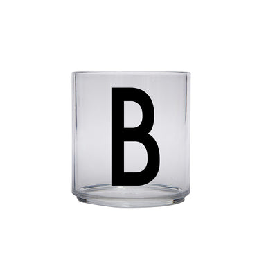 Design Letters B Personal Drinking Glass on Design Life Kids
