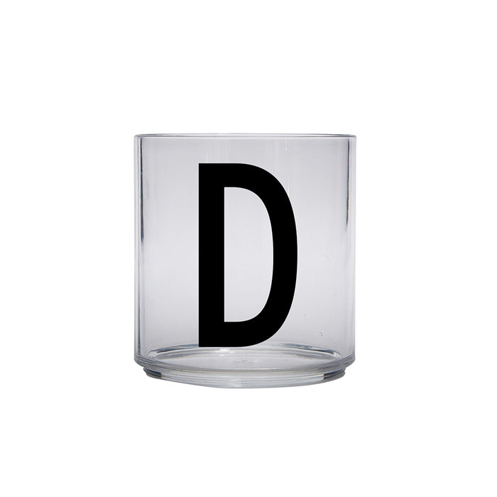 Design Letters D Personal Drinking Glass on Design Life Kids