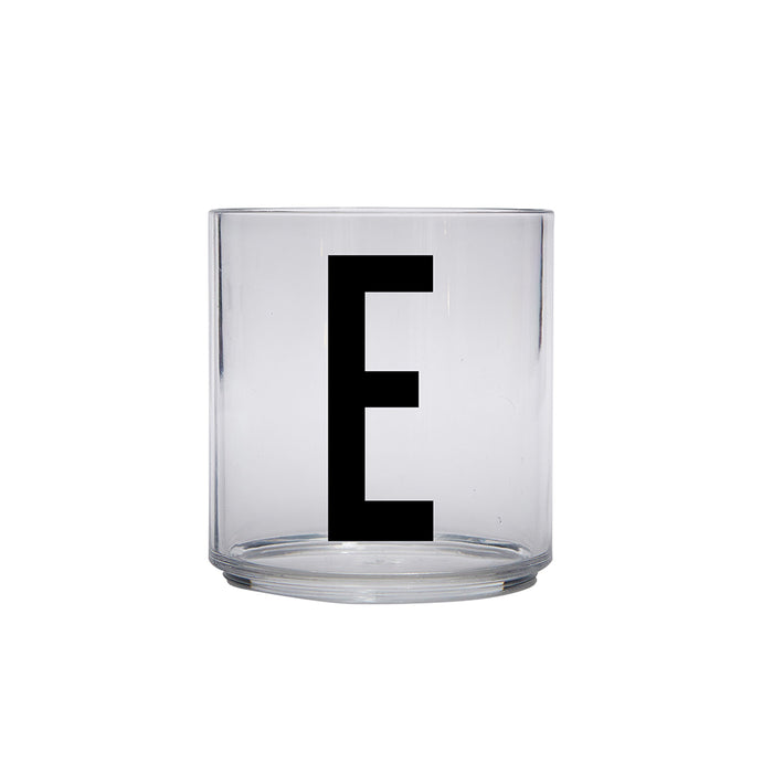 Design Letters E Personal Drinking Glass on Design Life Kids