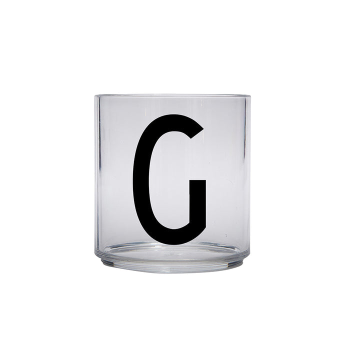 Design Letters G Personal Drinking Glass on Design Life Kids