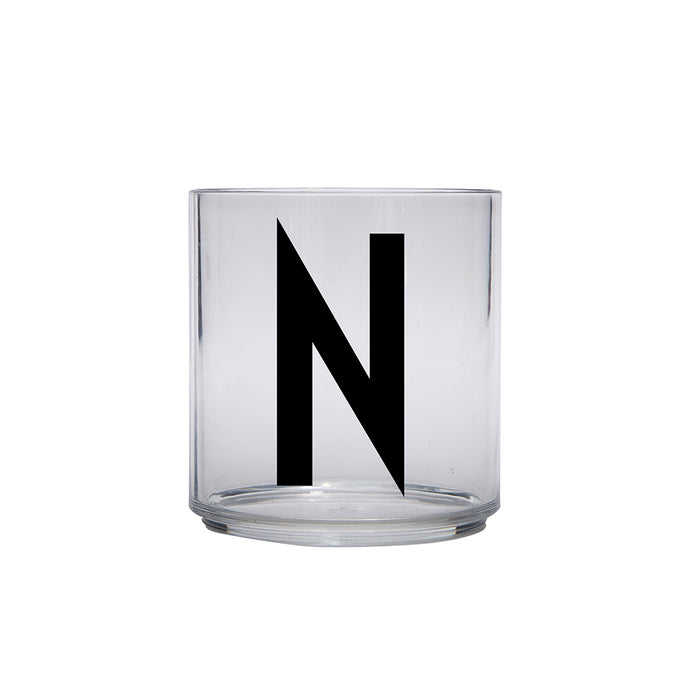 Design Letters N Personal Drinking Glass on Design Life Kids