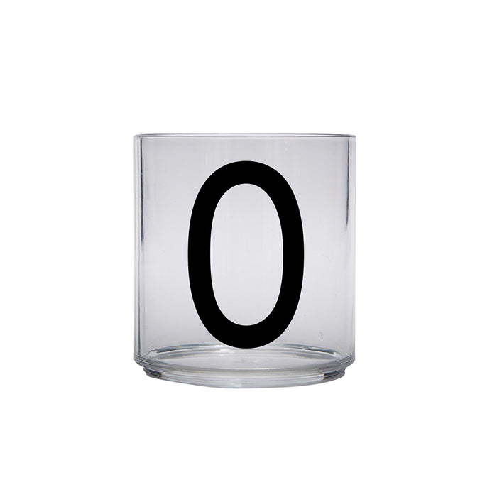 Design Letters O Personal Drinking Glass on Design Life Kids