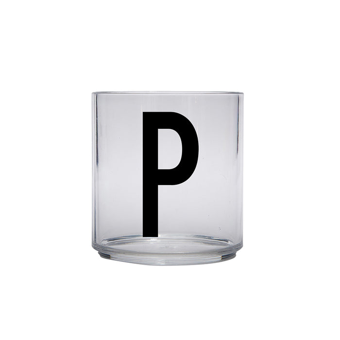 Design Letters P Personal Drinking Glass on Design Life Kids