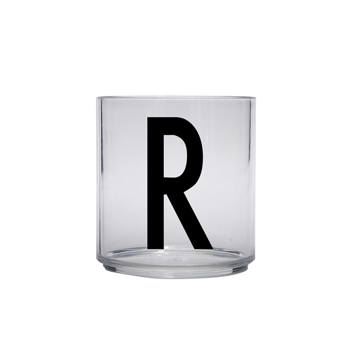 Design Letters R Personal Drinking Glass on Design Life Kids