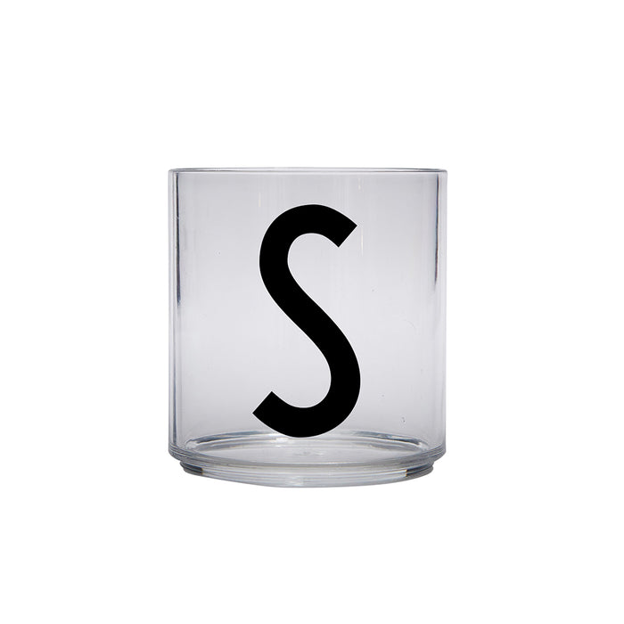Design Letters S Personal Drinking Glass on Design Life Kids