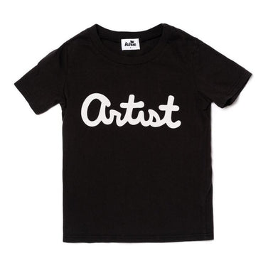 Kira Kids Artist Graphic TEe on DLK | designlifekids.com