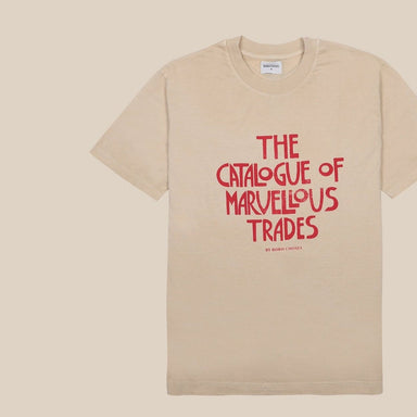 Bobo Choses Catalog of Marvellous Trades Shirt on Design Life Kids