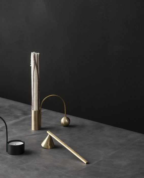 Ferm Living Balance Tea Light Candleholder on DLK | designlifekids.com