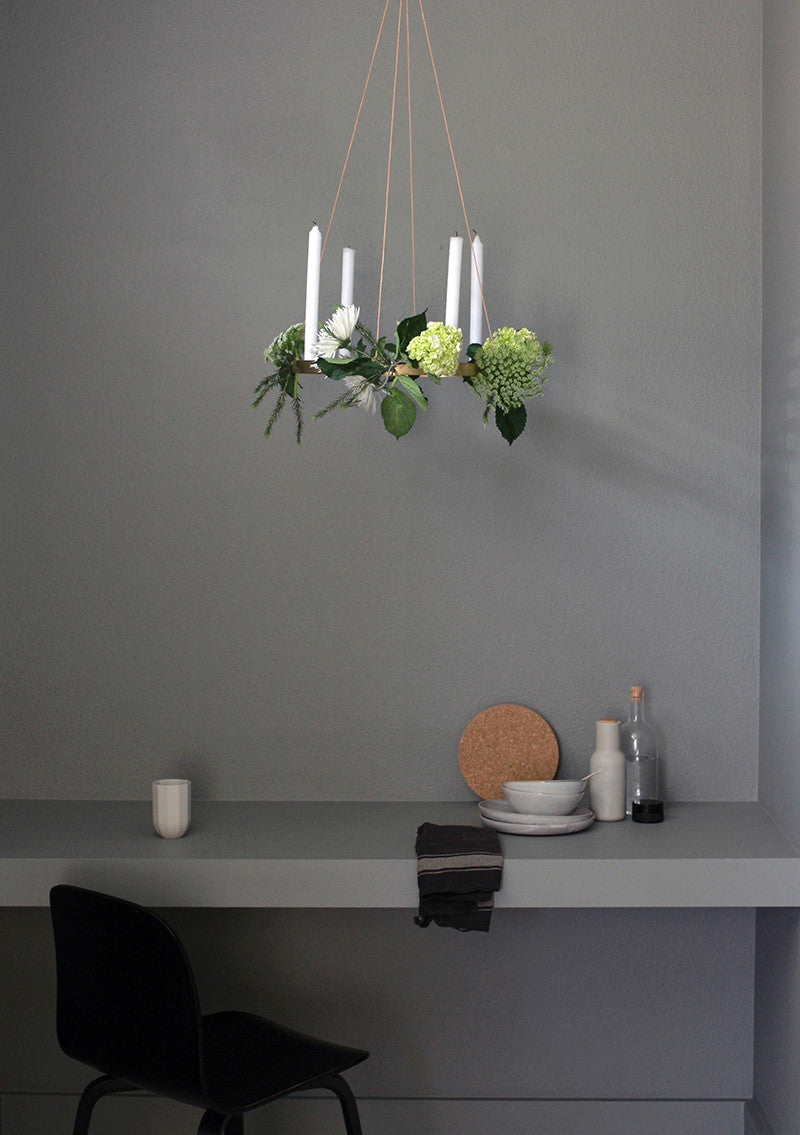 Ferm Living Candleholder Circle on DLK