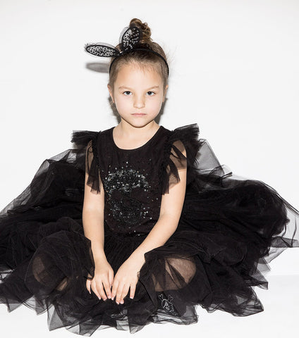 Tutu du Monde and Nununu Skull Dress on DLK \ designlifekids.com