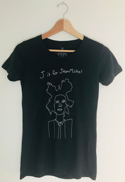 J Is For Jean-Michel Tee