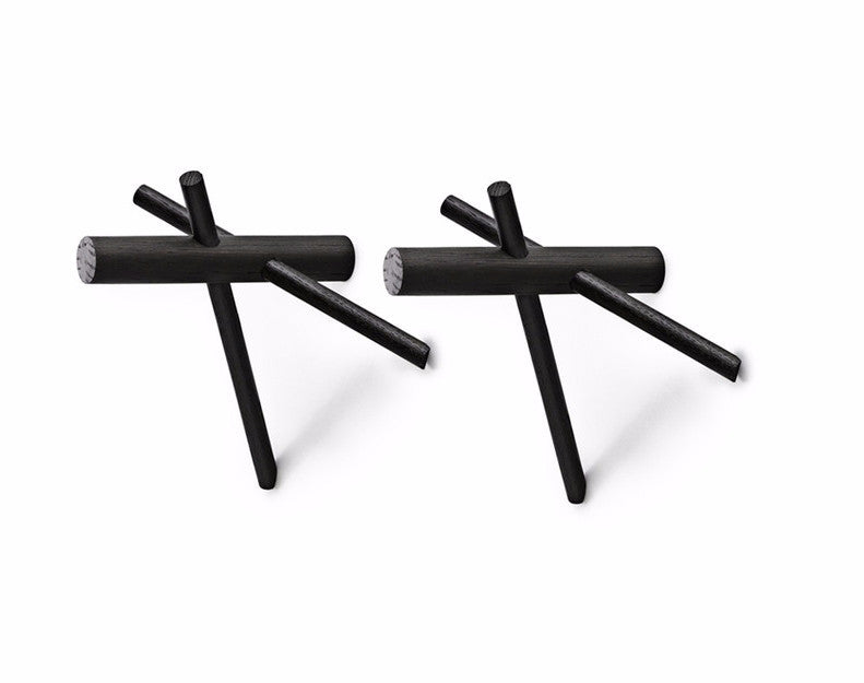 Norman Copenhagen Stick Wall Hooks on DLK