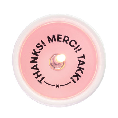 54 Celsius Secret Message Candle on DLK | designlifekids.com