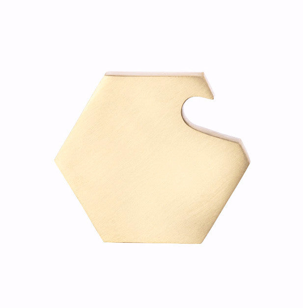 Ferm Living Hexagon Bottle Opener on DLK
