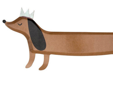Meri Meri Sausage Dog Platter on Design Life Kids