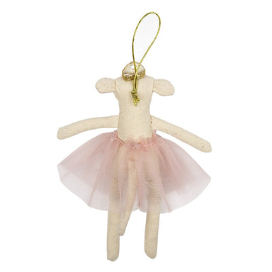 Meri Meri Ballerina Mouse Tree Ornament on Design Life Kids
