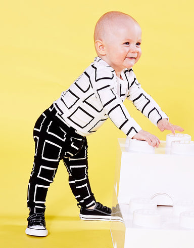Mainio Baby Frames Leggings on DLK