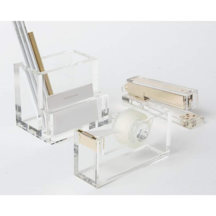 Russell and Hazel Acrylic Desk Accessories on Design Life Kids
