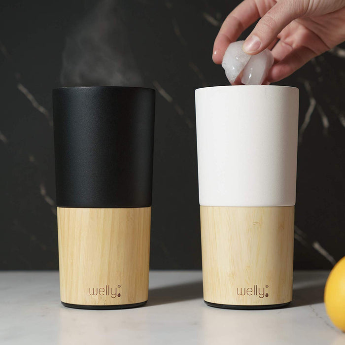 Welly Insulated Bamboo Travel Mug on Design Life Kids