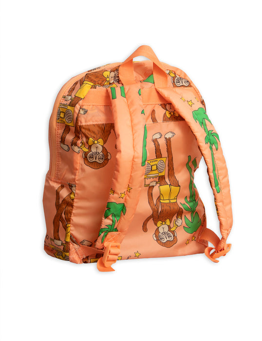 Mini Rodini Cool Monkey Lightweight Backpack on DLK | designlifekids.com