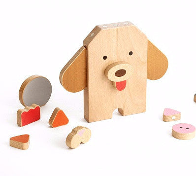 Shusha Toys Zoo Kit on DLK