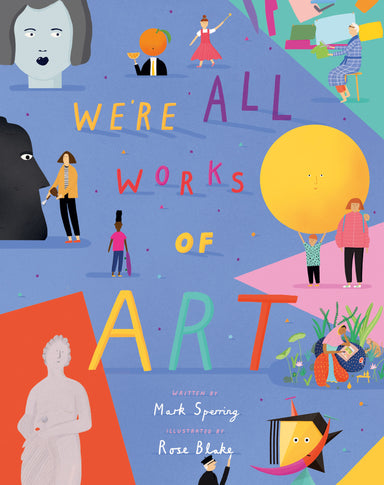 We're All Works of Art Picture Book