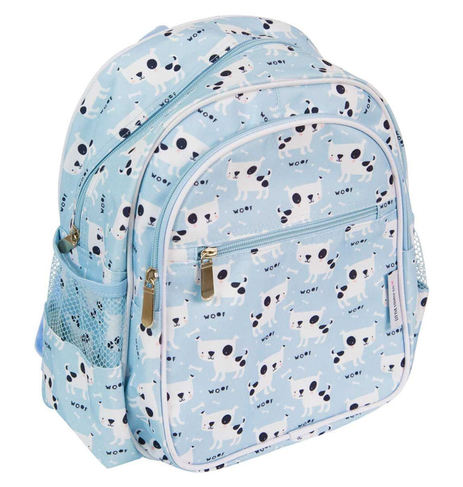 A Little Lovely Company Dogs Backpack on DLK | designlifekids.com