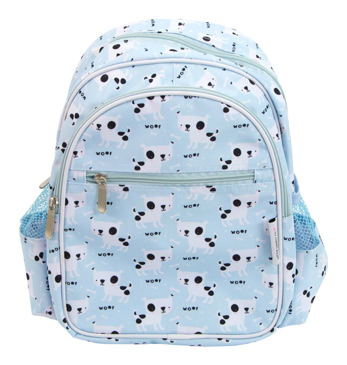 58f2b5a81c3c Dogs Canvas Backpack – DLK