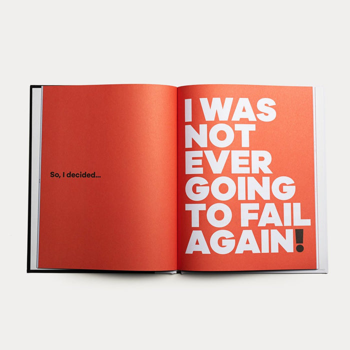 A Kids Book About Failure on Design Life Kids