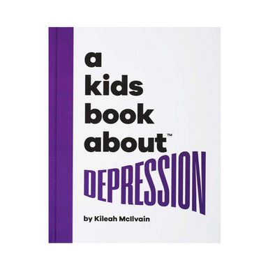 A Kids Book About Depression on Design Life Kids