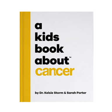 A Kids Book About Cancer on Design Life Kids