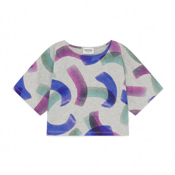 Bobo Choses All Over Painted T-shirt at Design Life Kids