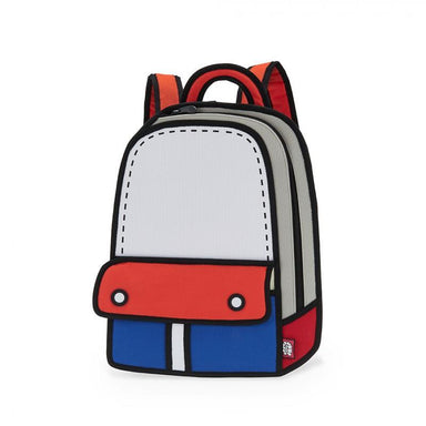 Jump from Paper Adventure Backpack on Design Life Kids