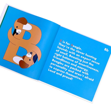 Alphabet Legends Picture Book on Design Life Kids