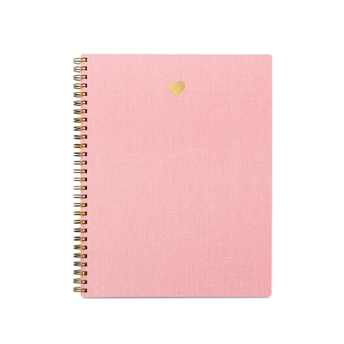Special Edition Heart Notebook
