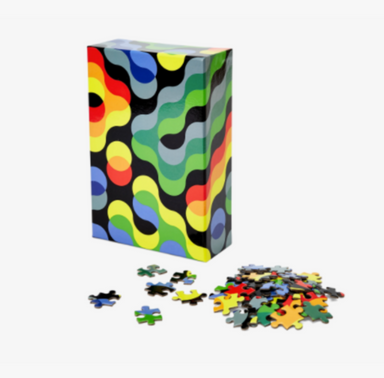 Areaware Dusen Dusen Pattern Puzzle on Design Life Kids
