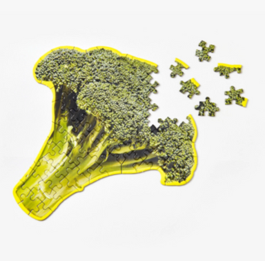 Areaware Broccoli Puzzle on Design Life Kids