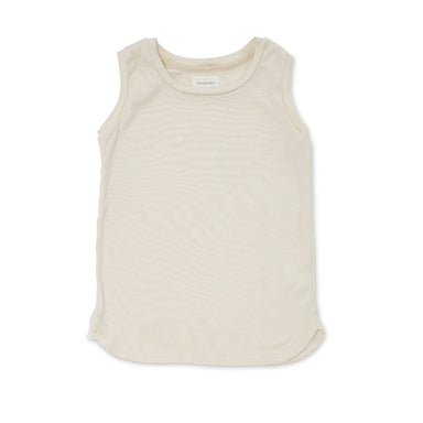 Bacabuche Ribbed Tank Top on Design Life Kids