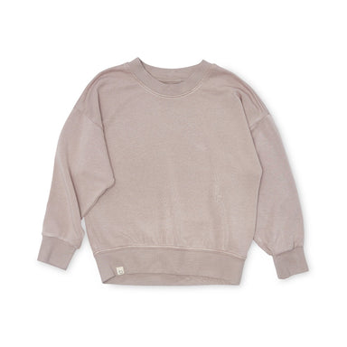 Bacabuche Terry Fleece Pullover on Design Life Kids