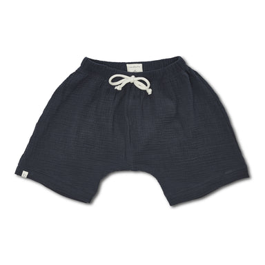 Bacabuche Gauze Slouch Shorts on Design Life Kids