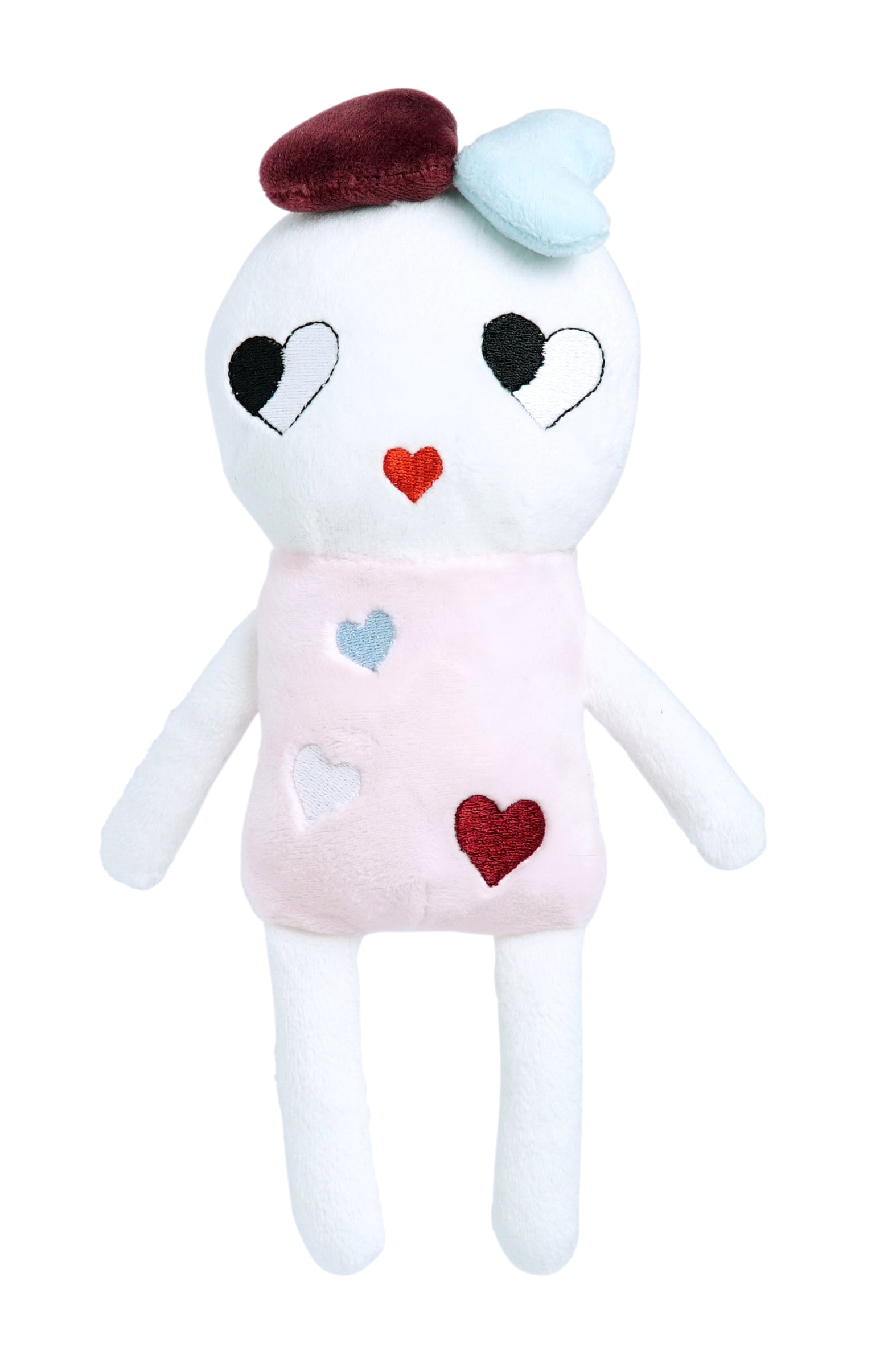 Luckyboysunday Baby Sweetheart Doll on DLK | designlifekids.com