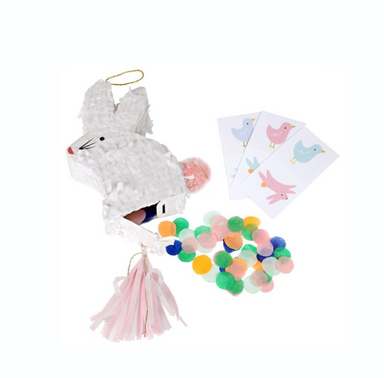 Meri Meri Bunny Piñata Favor at Design Life Kids
