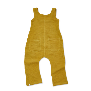 Bacabuche Gauze Relaxed Jumpsuit on Design Life Kids
