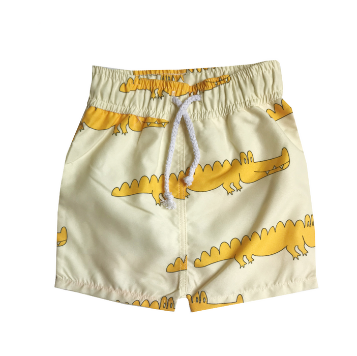 Alligators Swim Trunks