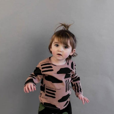 Beau Loves Redwood Rain Shirt on Design Life Kids
