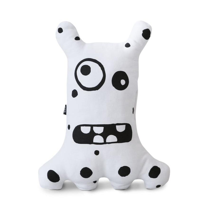 Ooh Noo Official Big Eyed Monster Doll on DLK | designlifekids.com