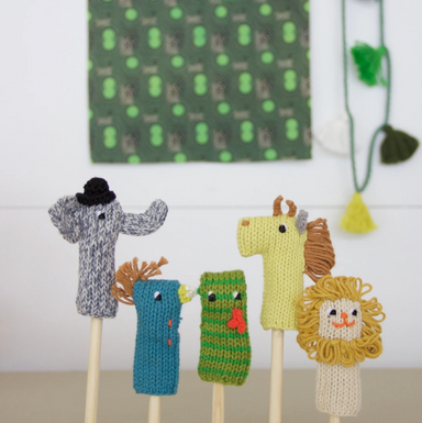Blabla Finger Puppets on Design Life Kids